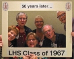 50th Reunion Committee photo
