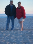 George & I in Cape May, NJ