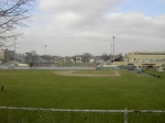 Liberty - the baseball field, Memorial Gym, and the stadium