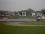 Liberty - the baseball field and the stadium